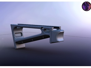 Picatinny Foregrip