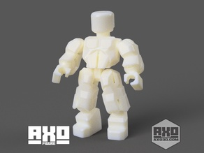 AXO - Awesome Action Figure / Minifig