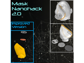 Mask 3D NanoHack 2.0