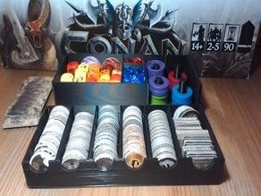Conan (Monolith) organizer