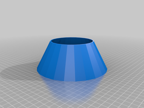 Funnel and bottle base for Elegoo resin