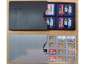 SD and Micro SD Card Case