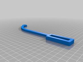 Ender 3 Top Filament Guide