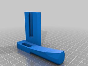 Legolini front hand drip for 15 mm rail