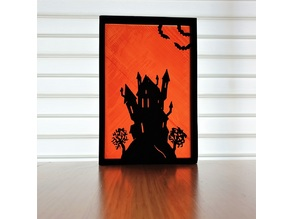 Halloween Silhouette large