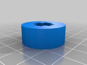 Suporte Carretel pequeno 3DLab para Monoprice Select Mini