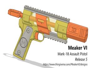 NERF Meaker Mk 18 Assault Pistol