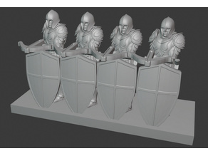 Heavy Crossbowman Squad (See Description!)