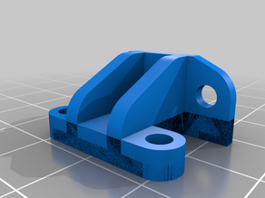 BL Touch support for BondTech DD extruder CR10S