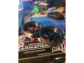 AcroBrat Duo Ducts by ODFPV