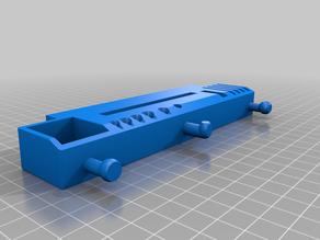 Flashforge Creator Pro tool caddy