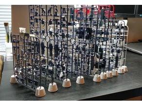 Sprue Holder for Gunpla & Scale Models