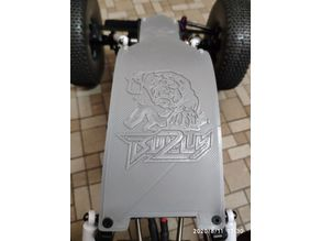RC4WD Bully 2 Roof with Logo