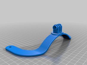 Ender 3 GoPro Bed Handle