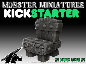 GC Chair - KICKSTARTER is LIVE!