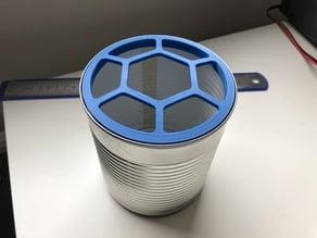 Tin Can Tool Organizer