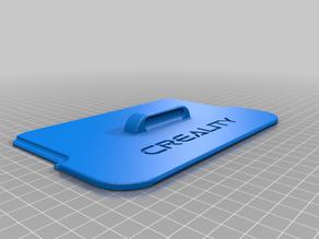 RX Remix - Lid for Creality LD-002R 3D Printer Vat