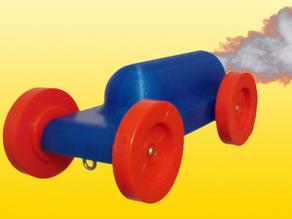 CO₂ rocket car