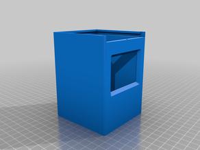 EDH Window Deckbox & Mini Command Zone