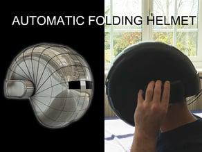 Automatic Folding Helmet V1