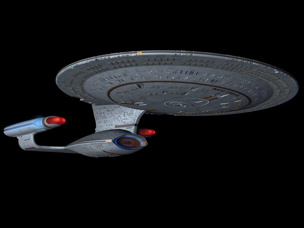 Galaxy Class Starship