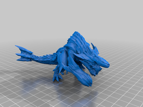 Brachydios Fixed Solids - Monster Hunter World - MHW