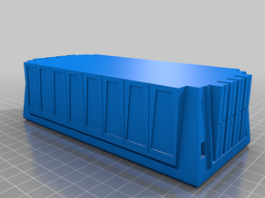 Star Wars Large Container modded for VMT