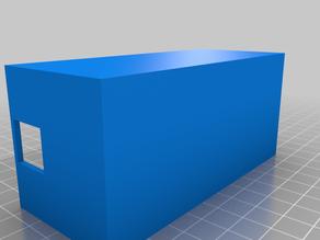 Arduino Nano temperature & humidity monitor