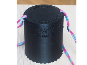Lens case SAMYANG 8mm 1:3.5 UMC FISH-EYE CS II (Sony A)