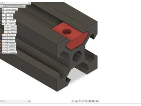 V-Slot m3 m4 m5 Nuts For 2020 2040 4040 Aluminium Profiles
