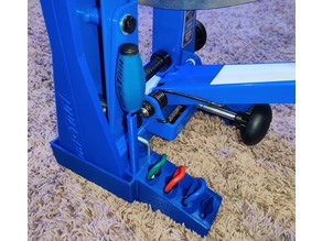 Park Tool Truing Stand TS-2.2 Accessories: Feet, Centering Tool, Runout Tool