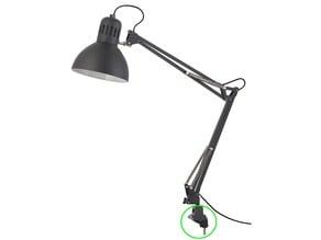 Ikea Tertial Lamp holder desk Clamp Stopper