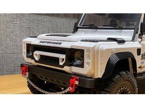 Kahn Front for 3DSets Landrover Defender