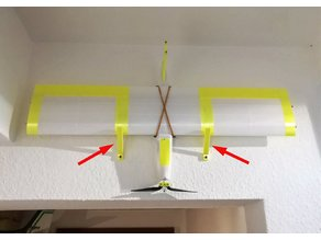 Mini Wing Wall Bracket