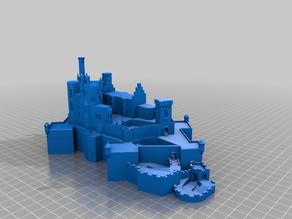 HoHenzollern Castle Puzle Box