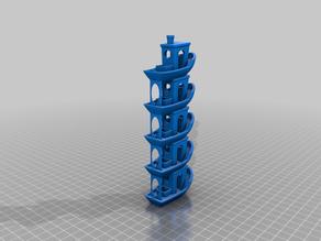 Introducing the Benchy Temp Tower!