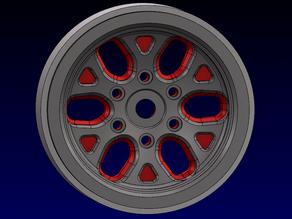 KRaken 1.9 Beadlock Wheel