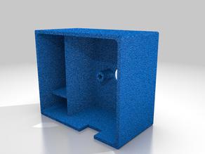 Somfy roller shutter cover case for shelly 2.5