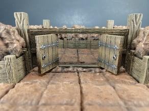 OpenForge 2.0 Mines Release 3: Wooden Doors