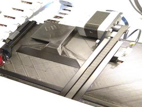 Right lid w/fanduct for Teaching Tech Ender-3 universal rear el. case.