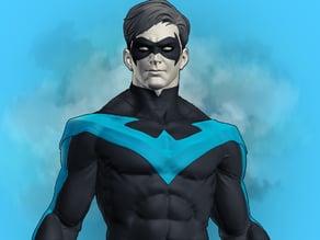 Nightwing Bust