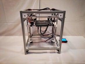 S2020 3D Printer (COVID Project)