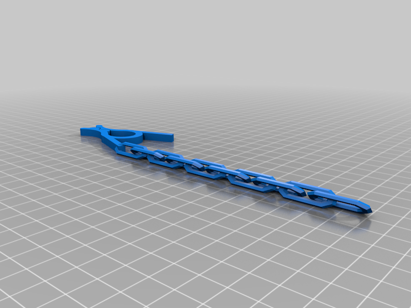 NoriClipWithChain200mm