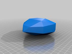 Modèles 3D (coeur et licorne) Pepakura pour activité Fab Lab à la maison
