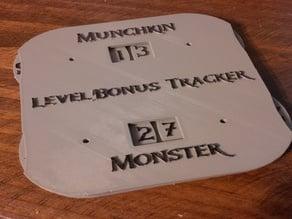 Munchkin + Monster level buff counter