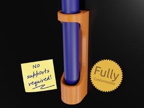 Fully Customizable Pen Holder Fridge Magnet