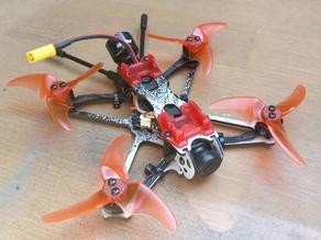 Emax Tinyhawk Freestyle 2 battery holder stabilizer