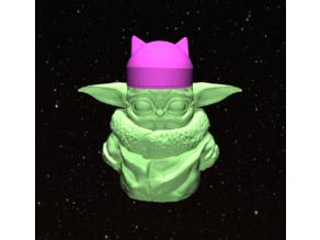Baby Yoda Woman's March