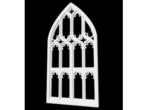 Gothic Cathedral Window