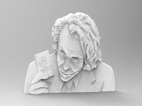 Joker for CNC (WHY SO SERIOS?)